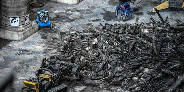 Le chantier de Notre-Dame, suspendu pour risque de pollution au plomb, reprendra le 19août