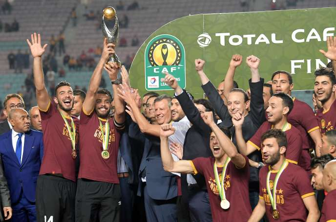 Football: Tunis wins African Champions League by CAF decision