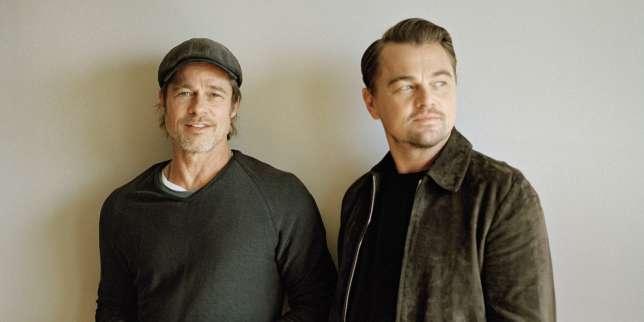 Brad Pitt et Leonardo DiCaprio, les étoiles contraires d'Hollywood