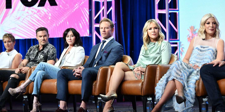 Beverly Hills 90210 » de retour à l'écran, sans Luke Perry