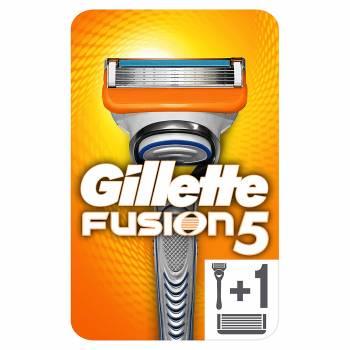 Un rasage plus coûteux mais souvent meilleur Le Fusion5 de Gillette