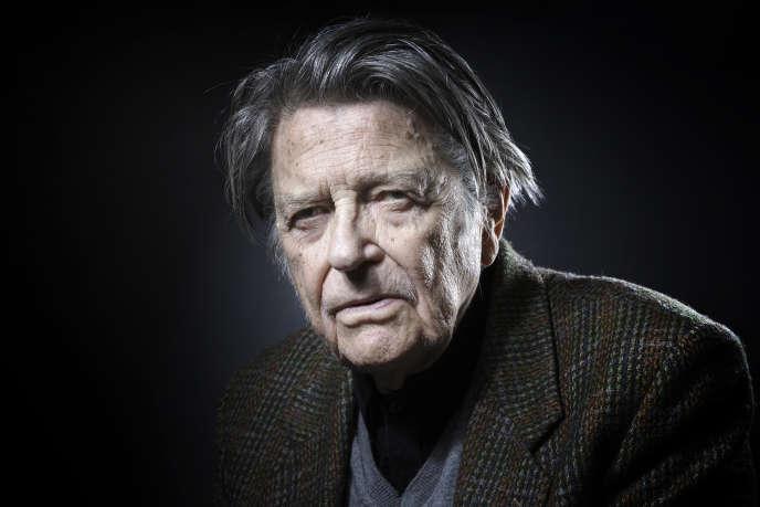 Jean-Pierre Mocky, en 2016.