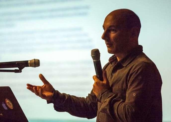 Le journaliste bulgare Atanas Tchobanov.