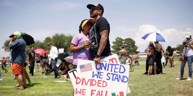 A Dayton et El Paso, Donald Trump attise les tensions malgré ses appels à l'union