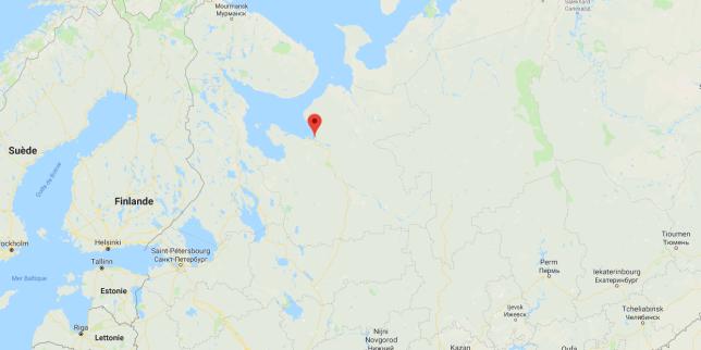 En Russie, une explosion sur une base militaire du Grand Nord fait deux morts