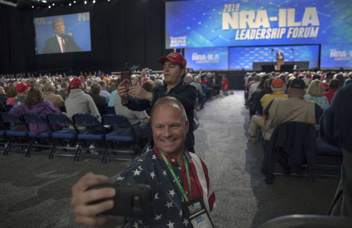The Dayton and El Paso killings reach a fragile NRA
