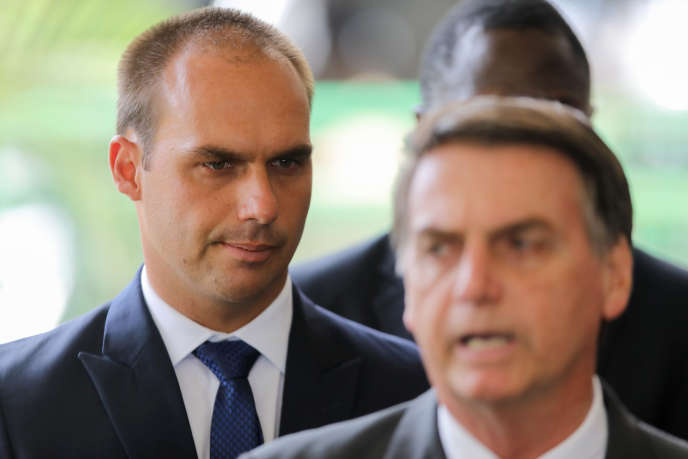 Jair Bolsonaro's son well on his way to becoming Brazil's ambassador to the United States