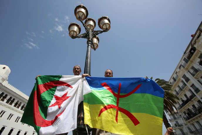 In Algeria, the Annaba court acquits a demonstrator who waved the Amazigh flag