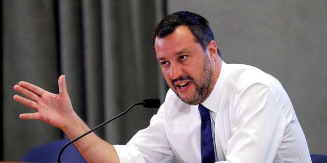 Matteo Salvini, un péril pour l'Europe