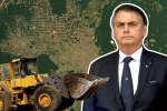 La position de Jair Bolsonaro sur les questions environementales pourrait menacer la forêt amzonienne.
