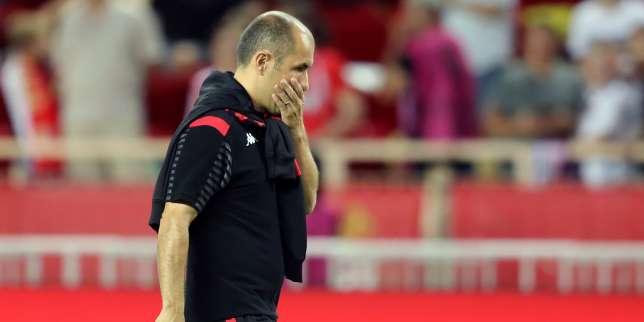 Ligue 1: l'AS Monaco déjà sous pression