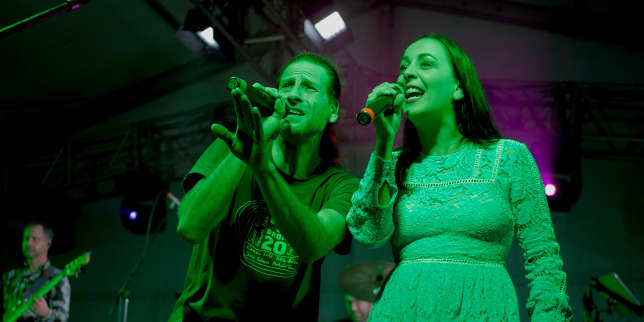 Les Hongrois de Besh o droM, à cheval entre pop-rock et musique balkanique