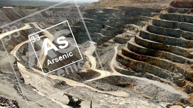 La mine d'or de Salsigne, près de Carcassonne, a fermé en 2004. Mais les déchets, eux, restent stockés à proximité et inquiètent les habitants.