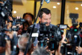 «Des législatives à bref délai seraient à l'avantage de Matteo Salvini»