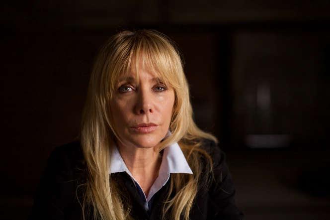 Dans le film d'Ursula Macfarlane, l'actrice Rosanna Arquette témoigne des agissements d'Harvey Weinstein.