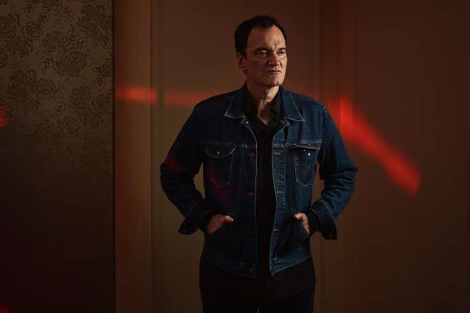 Quentin Tarantino, le 23mai à Cannes.