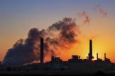 La centrale électrique au charbon Dave Johnson, Glenrock, Etats-Unis, le27juillet2018.