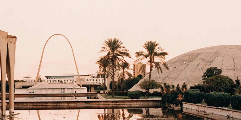 Au Liban, le rêve inachevé de l'architecte brésilien Oscar Niemeyer
