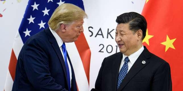 Crise à Hongkong: Trump espère que la Chine agira avec «humanité»