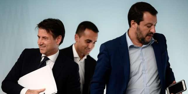 En Italie, des alliances de raison dans un climat de guerre de tranchées