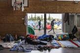 Migrants à Grande-Synthe: chronique d'une évacuation annoncée