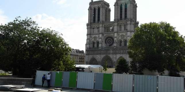 Notre-Dame: face au risque d'effondrement, le ministère justifie une reprise «urgente» des travaux