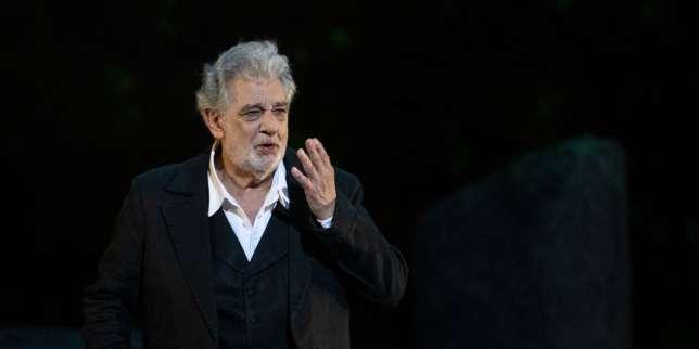 Le célèbre chanteur d'opéra Placido Domingo accusé de harcèlement sexuel à Los Angeles