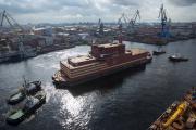 La central nucléaire flottante « Akademik Lomonosov » doit partir le 23 août pour un périple de 5 000 kilomètres.