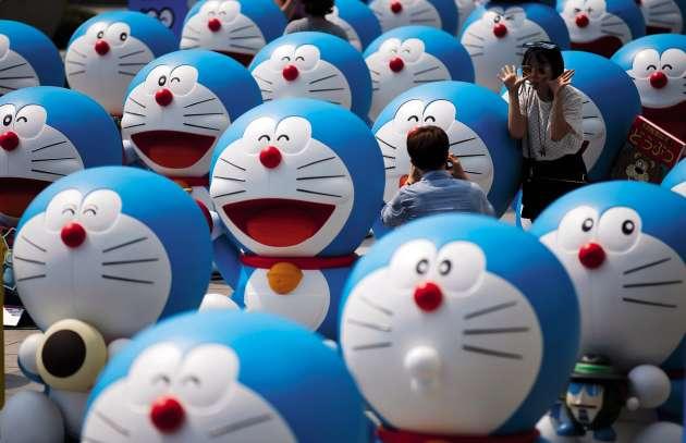 Conséquence du boycott des produits japonais, la sortie du dernier film mettant en scène le très populaire chat robot Doraemon a été reportée en Corée du Sud.