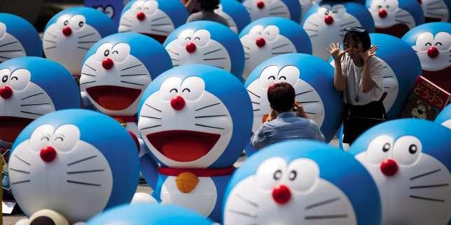 Le chat Doraemon, victime collatérale du conflit entre Tokyo et Séoul