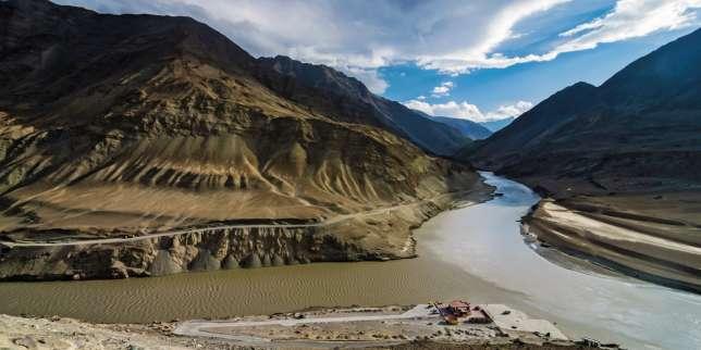 Au Cachemire, l'Indus coule au milieu des tensions