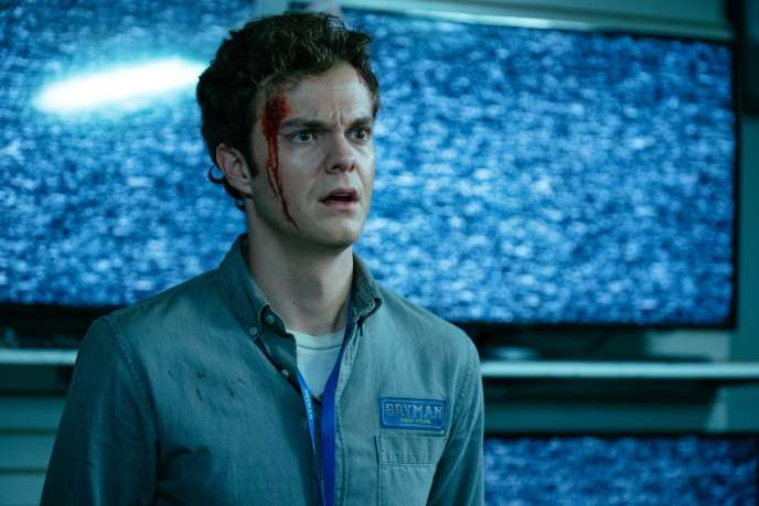 Hughie Campbell (Jack Quaid).