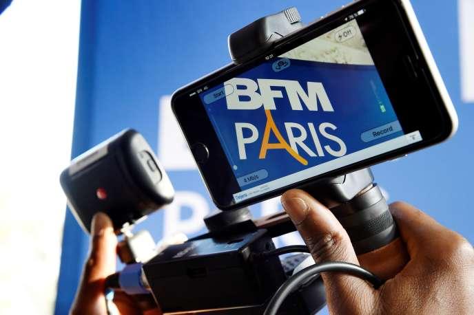 Le groupe Altice a lancé la chaîne d'informations BFM Paris ennovembre 2016.