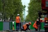 Le taux de chômage en France àson niveau le plus faible depuis dix ans