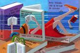 Livres policiers, d'amour ou «feel good»... dans la fabrique des lectures d'été