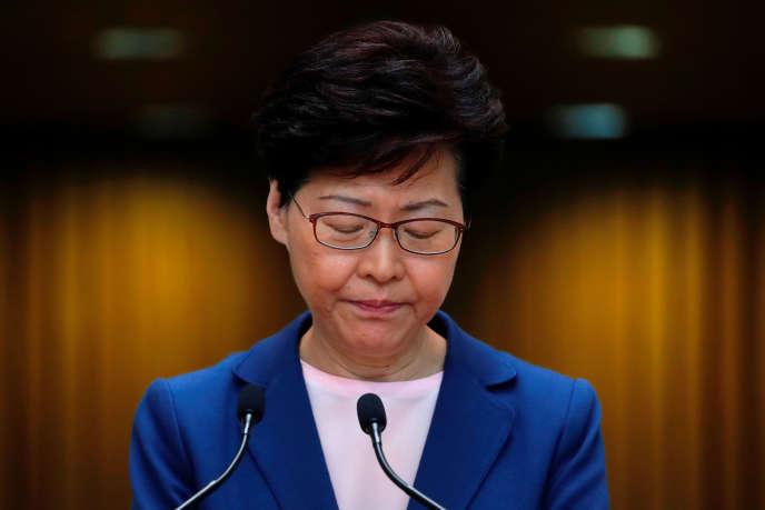 Émilie Frenkiel: «A Hongkong, la colère est attisée par le sentiment de ne pas être représentés»