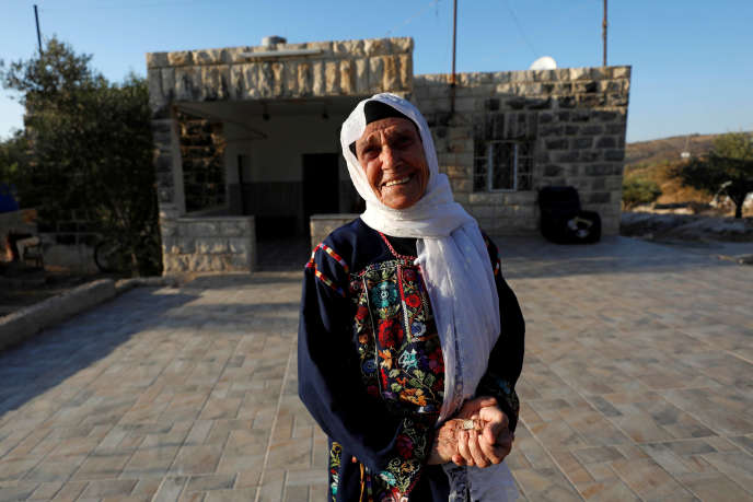Les grands-mères palestiniennes à l'honneur sur Twitter, après la visite avortée d'une élue américaine à la sienne