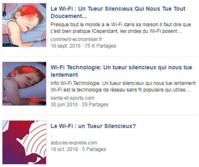 Non, le Wi-Fi n'est pas un «tueur silencieux»