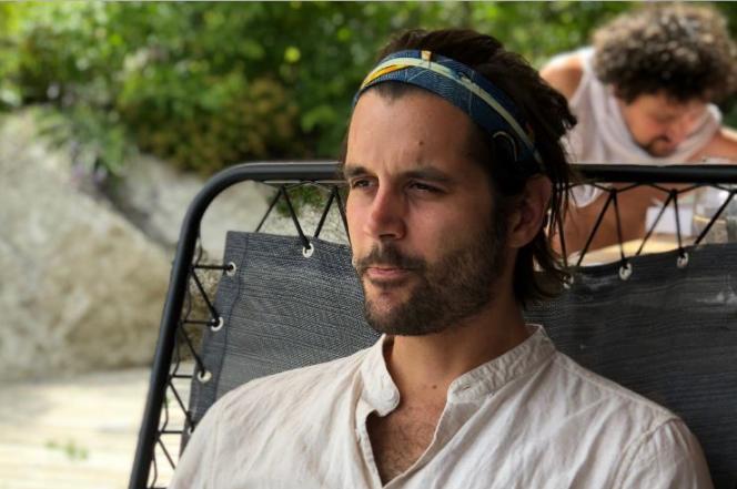 Portrait non daté de Simon Gautier fourni par son entourage à l'Agence France-Presse.