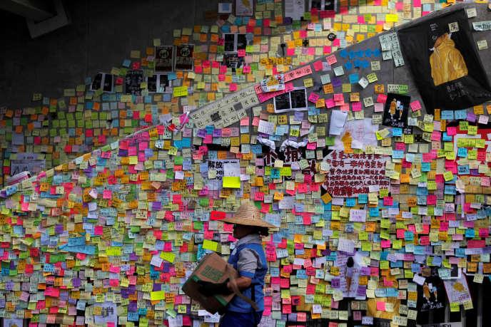 A Hongkong, le 2 juillet.