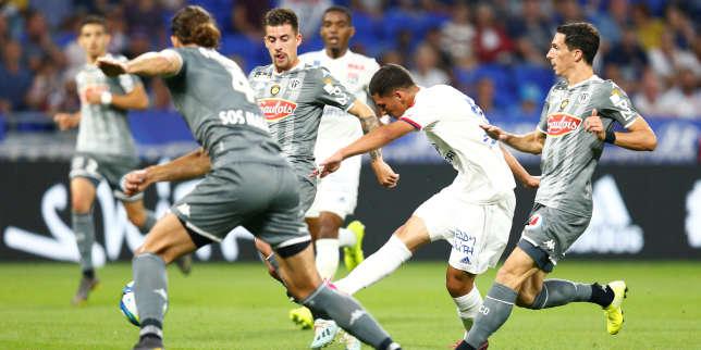 Ligue 1 : Lyon en démonstration face à Angers