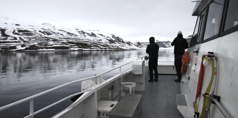 Norvège : le panier de crabes du Svalbard