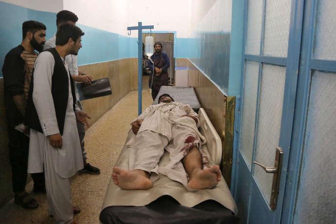 Un attentat contre un mariage à Kaboul a fait au moins 20 blessés