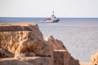 L'«Open Arms» est bloqué depuis 17 jours devant l'île italienne de Lampedusa.
