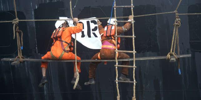 Le pétrolier iranien «Grace-1», immobilisé depuis plus d'un mois, a quitté Gibraltar