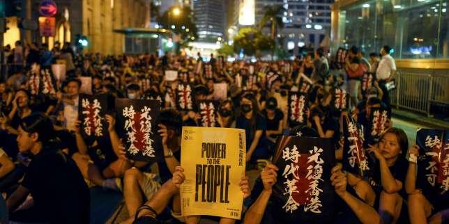 Hongkong: les guerres commerciales et la crise politique signent la fin d'un âge d'or économique