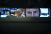 Un trader à la Bourse de New York, le 15 août.