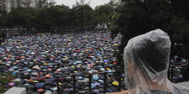 A HongKong, nouvelle journée de manifestations malgré les menaces de Pékin