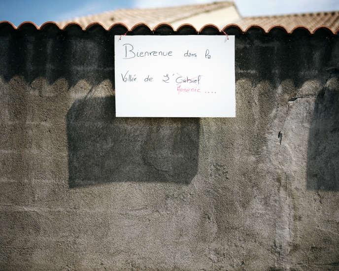 Dans l'Aude, colère après une pollution à l'arsenic