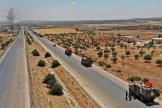 La Turquie a envoyé des troupes en Syrie pour répondre à l'offensive du régime syrien dans la province d'Idlib.